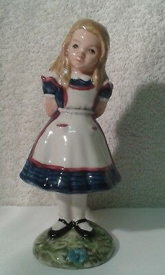 1974 Beswick Royal Doulton Porcelain Figure - 'Alice' An Early Edition.