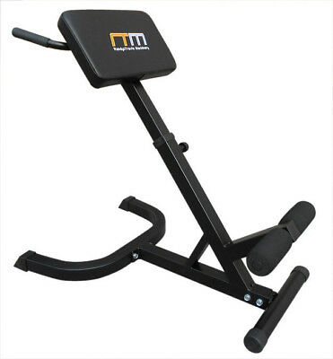 NEW 45 Degree Hyperextension Bench