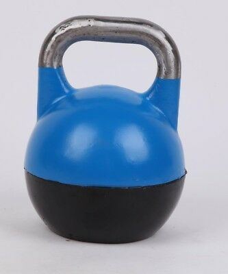 NEW Adjustable 32kg Kettlebell Weight Set Home Gym