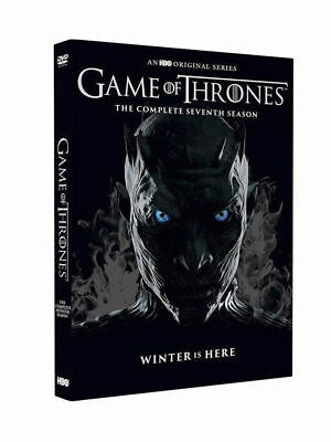 Game of Thrones The Complete Seventh Season 7 DVD Set Box Episodes Show HBO TV 1