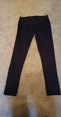 New look maternity jeggings size 10