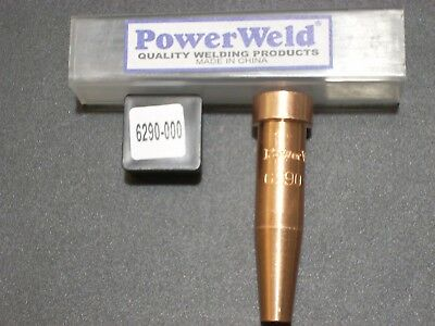6290-000  POWER WELD , Cutting Torch Tip