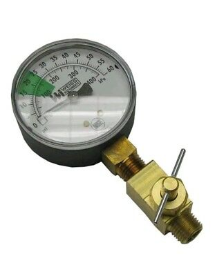 "GAUGE PRESSURE 2-1/2"" DIA 0-60 PSI for Stero Dishwasher STBUW STPC STW 621084"
