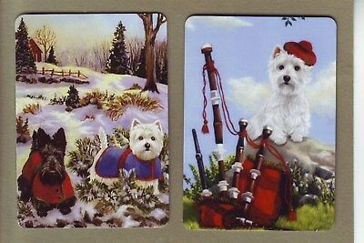 Cute Terriers Swap/playing Cards