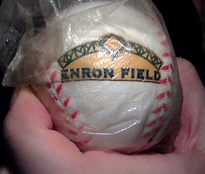 ENRON Field Stress Ball SEALED! NEW!