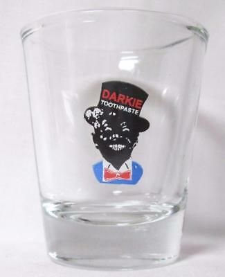 A Charming Darkie Tooth Paste  1  1/2 oz. Shot Glass
