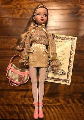"Wilde Imagination Tonner Ellowyne Tiny Expectations 16"" Dressed Doll EC"