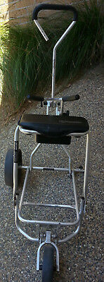 Smoothy Golf Buggy for Repair or parts.One wheel missing.