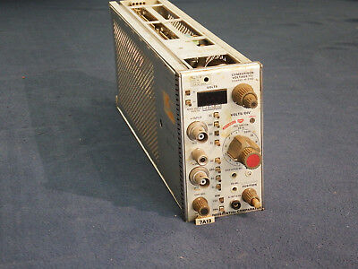 Tektronix 7A13 Differential Comparator
