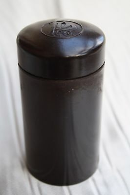 Antique PD&Co Bottle Parke-Davis Bottle Made In America