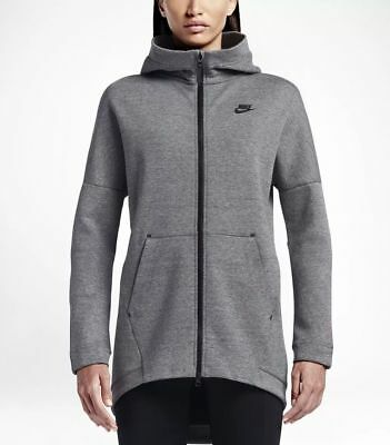 811710-063 New with tag Nike Womens Tech Fleece cape full zip Hoodie $140