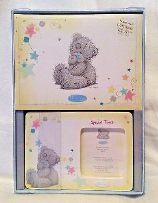Me to You Tatty Teddy Bear - Photo Album & Frame Gift Set  - Special Times - New