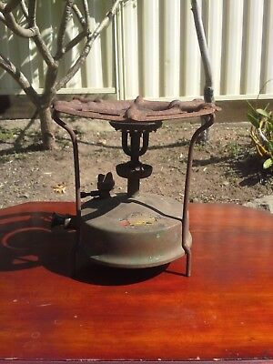 VINTAGE KEROSENE PRESSURE STOVE - CAMPING - Made In England - Will post