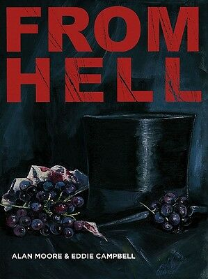 FROM HELL HC deutsch LUXUS-GESAMTAUSGABE Hardcover ALAN MOORE Graphic Novel