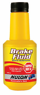 Nulon Extreme Performance Brake Fluid Super DOT 4 500mL XBF