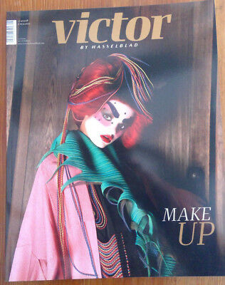 "victor by Hasselblad photography magazine 1/2008 ""Make Up"""