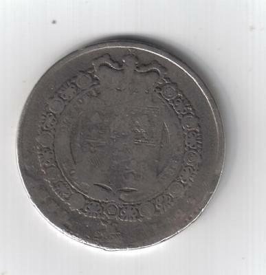 Half Crown Coin - George Iv -  1824 -.925 Silver Content - Rare Coin - Filler