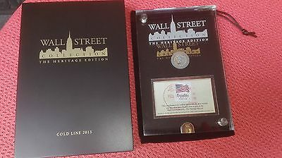 Wall Street Investment Heritage Edition Indian Head 2013