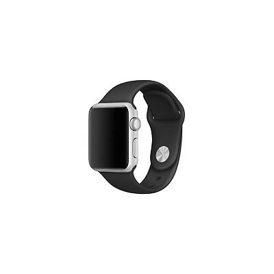 Apple Watch Band 38Mm Sport S/m M/l Stainless Steel Pin 316L Black New Mj4G2Zm/a