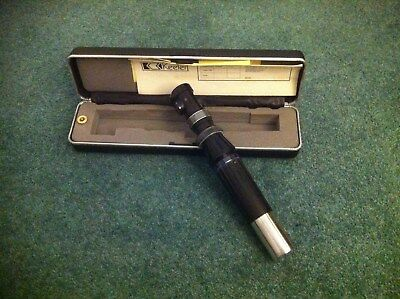 Keeler Streak Retinoscope with Spare Bulbs
