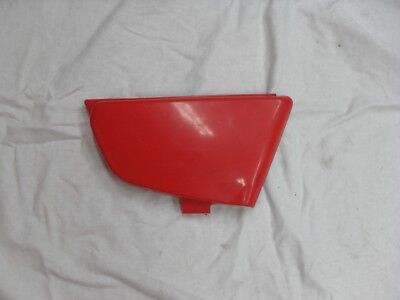 Kawasaki KL250 A1 Side panel – RH – 36001 - Rare part