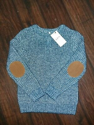 boys marks & spencer jumper age 9-10 new with tags