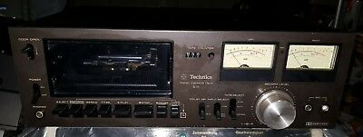 Technics RS-615US STEREO Kassetten Deck