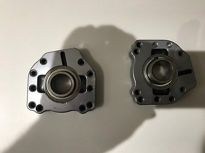 Synergy Cadet Kart Rear Axle Bearing Holders With New Bearings