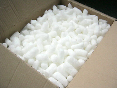 Packing Peanuts in 37 x 28 x 15cm box used once