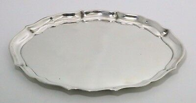 Gorham Chippendale Sterling Silver Tray
