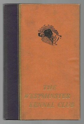 The Westminster Kennel Club 1934 Year Book Vintage Dog Publication