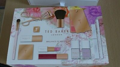 Ted Baker Brilliance Of Beauty Gift Set - Christmas Gift New
