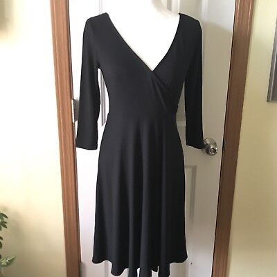 Topshop Maternity Dress Black Size 6
