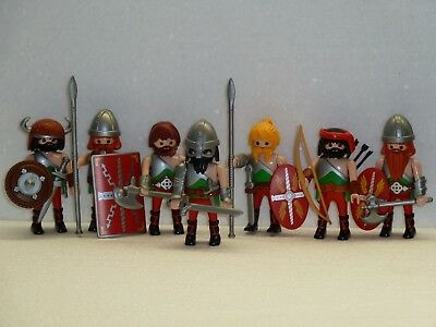 Playmobil Römer romans Gallier Germanen romanos Greek Ritter Wikinger   # 1