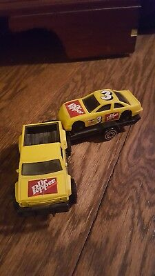 Dr Pepper toy car truck Tootsietoy Dale Earnhardt