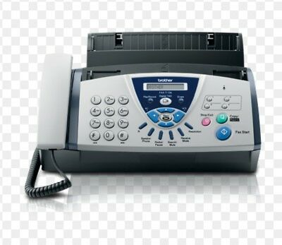 brothers Fax machine not tested