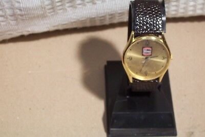 Vintage Hires Root Beer Wrist Watch with Stand