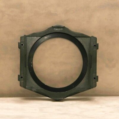 Genuine Cokin Z-PRO Series L Size (100mm) Filter Holder and 77and 82mm adaptors