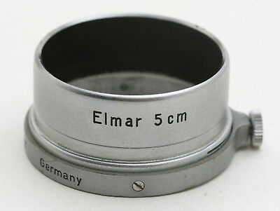 Leica FISON 36mm Clamp On Lens Hood for 5 CM Elmar