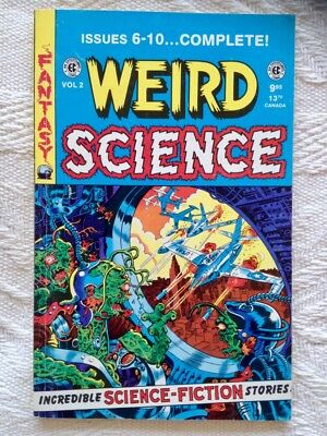 Weird Science Annual TPB Vol 2 EC Comics Golden Age (1952) Gemstone 1992