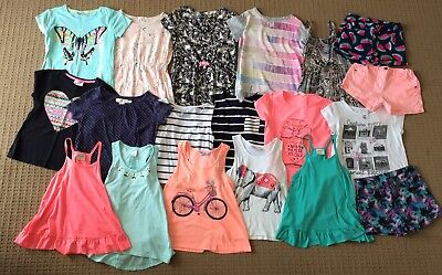 Girls Size 10 Summer Clothing Bundle.