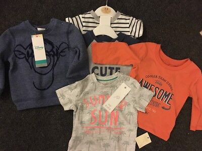 Brand New With Tags Boys 3-6 Months Clothes Bundle 😁
