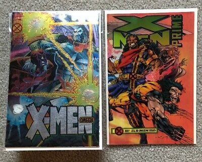 Marvel Comics X-Men Age of Apocalypse Lot of 34, Omega, Prime, and MORE!!!