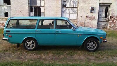1971 Volvo Other Sport Volvo 145s (1971) Teal 4sp Manual