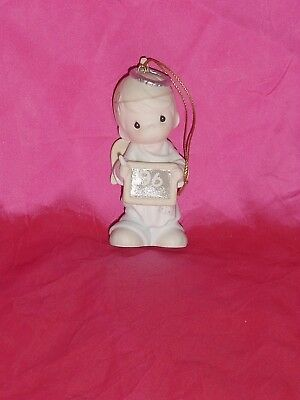 Precious Moments 183369  Peace On Earth Anyway In 1996 Angel Christmas Ornament