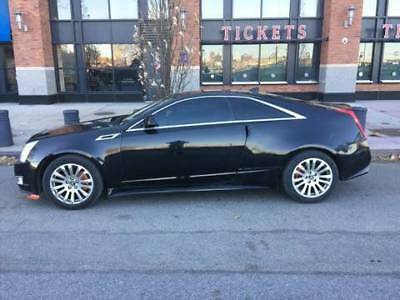 2012 Cadillac CTS Base Coupe 2-Door 2012 Cadillac CTS Coupe only 44k miles