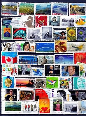 Canada Used Commemorative Stamps ---   Page # 1241