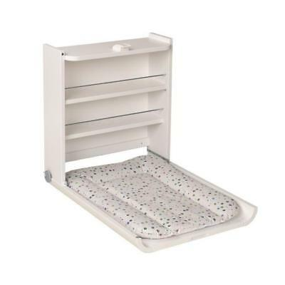Geuther Table A Langer Murale Wanda Blanche Matelas The