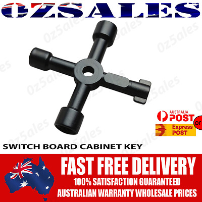 Electrical Electricians Switchboards Key Lock Tools Cable Safety Switch Switches
