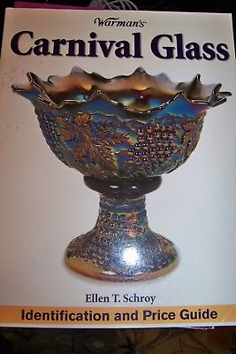 Identification/price Guide Book On Carnival Glass Collectibles #3